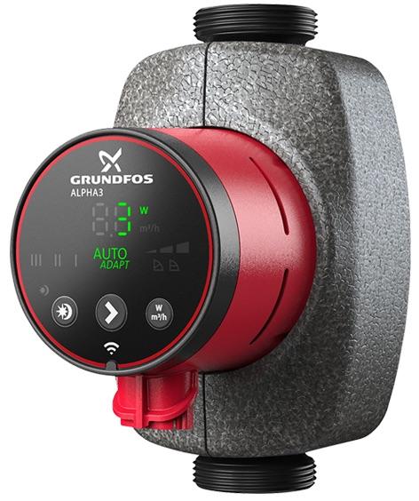 Grundfos ALPHA Domestic Circulator Pumps