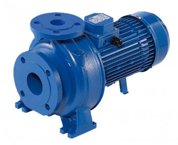 Ebara 3D 40-125/1 Close Coupled Cast Iron Pump