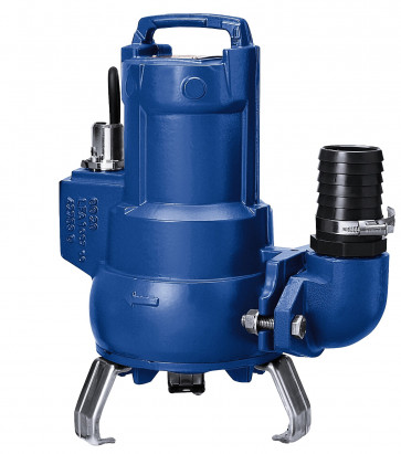 KSB Ama-Porter 501 ND Submersible Wastewater Pump   com