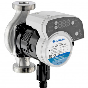 Lowara ecocirc XL N 25-40 Hot Water Circulation Pump