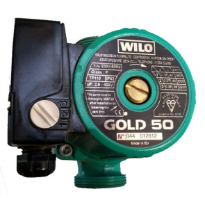 Wilo GOLD 50 Circulator Pump