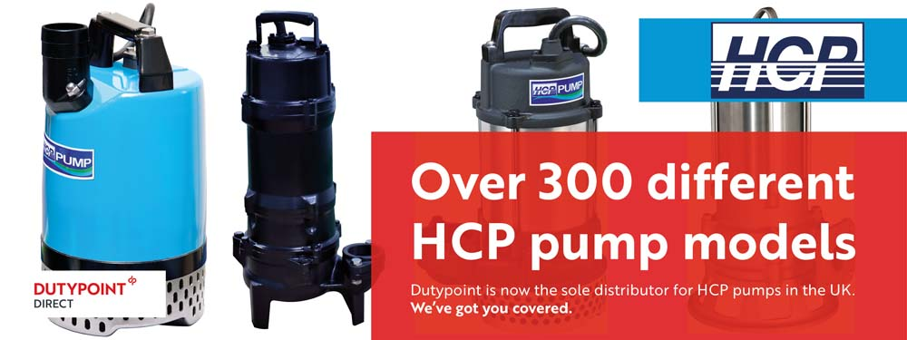 HCP Pumps at Dutypoint Direct