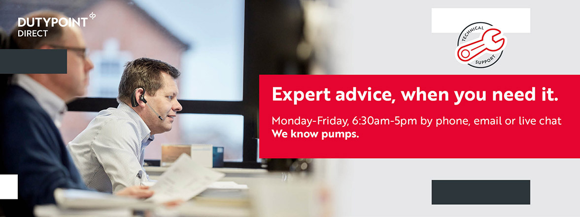 Contact us for expert advice
