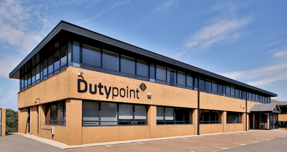 Dutypoint office building