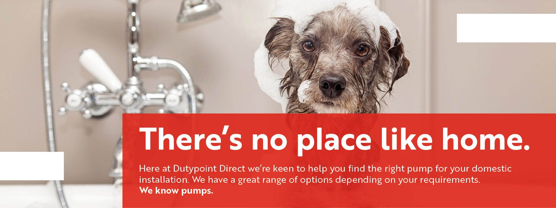 We're keen to help you find the right pump for your domestic installation