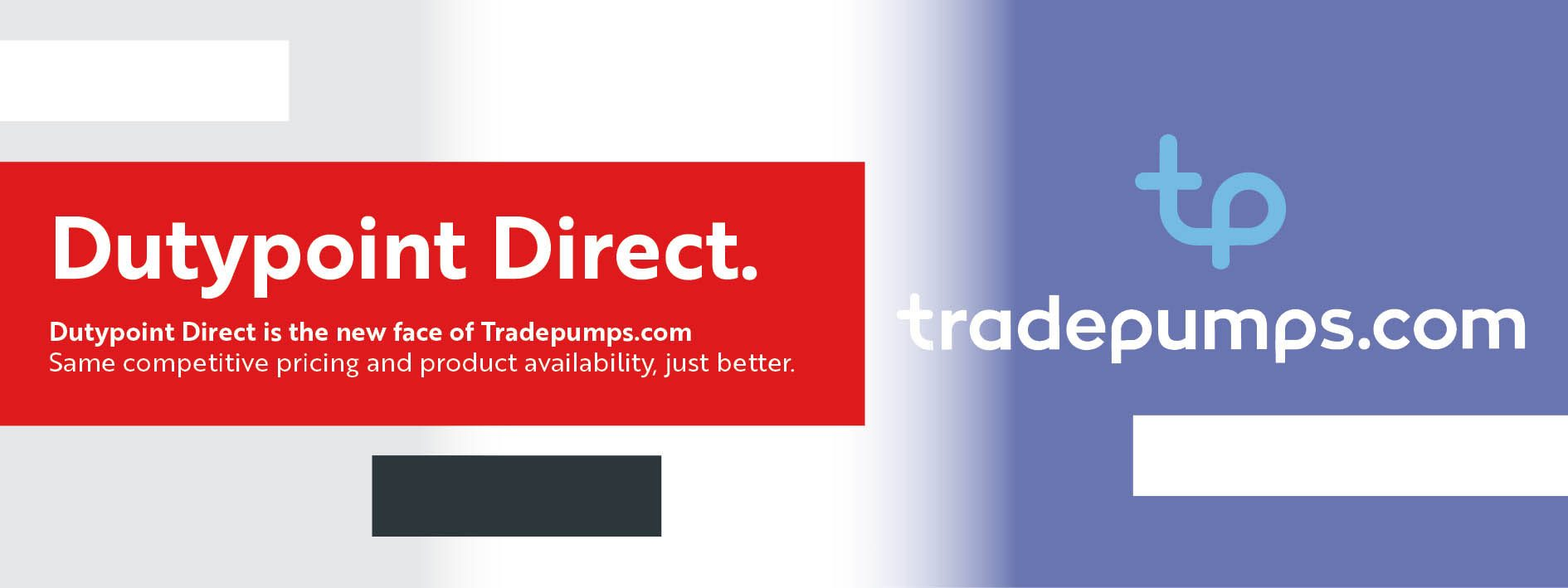 Dutypoint Direct is the new face of Tradepumps